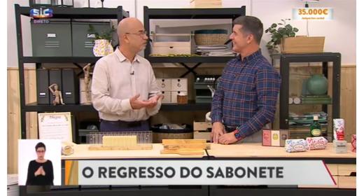 Abegoa Soap on national TV !